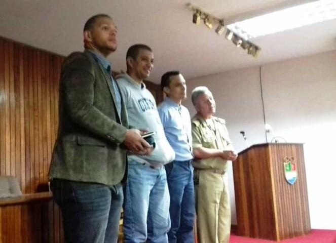 Curso para Primeros Oficiales se inició en la sede de postgrado de la UMC
