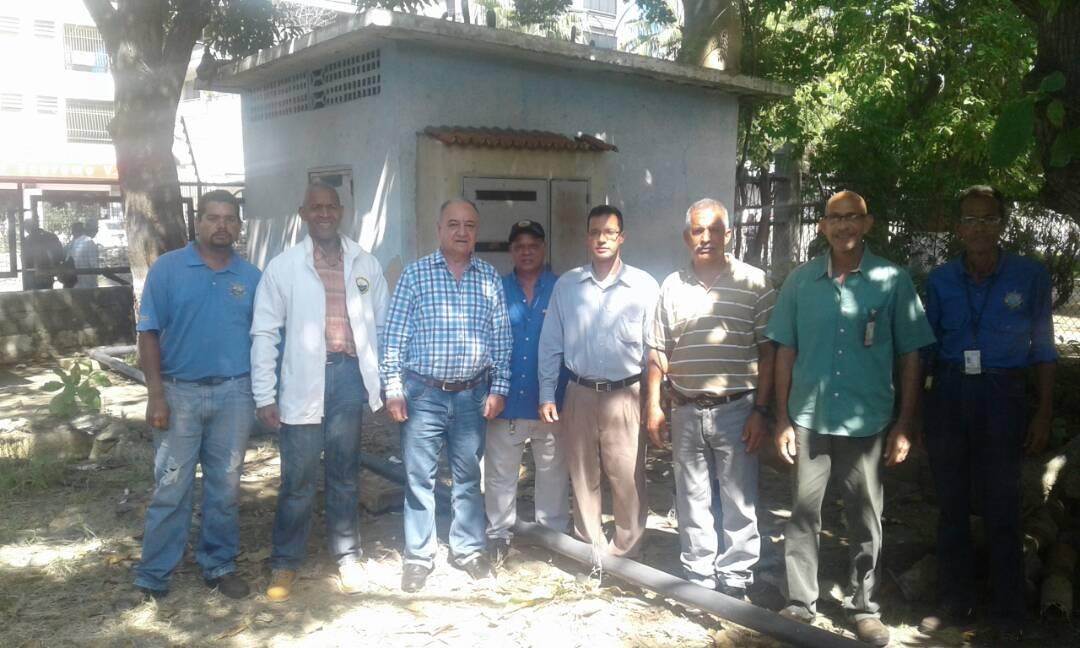 Operatividad del sistema de agua en UMC