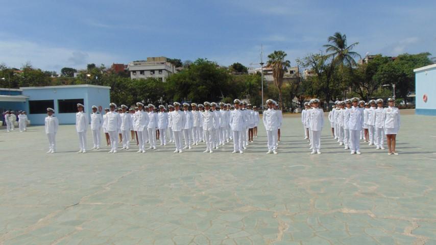 Acto de Ascenso de los cadetes de la UMC 2018-II